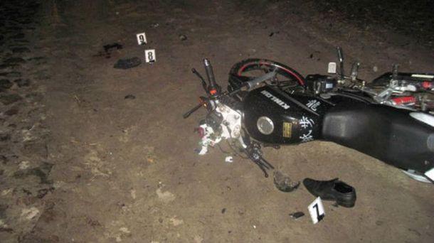 Авария мотоциклистов