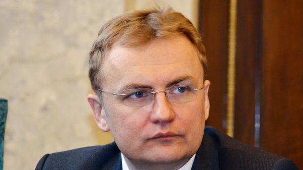 Андрій Садовый