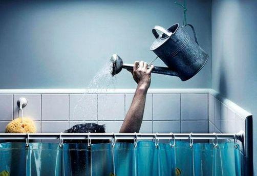 Факт дня: почему душ нужно принимать только раз в неделю