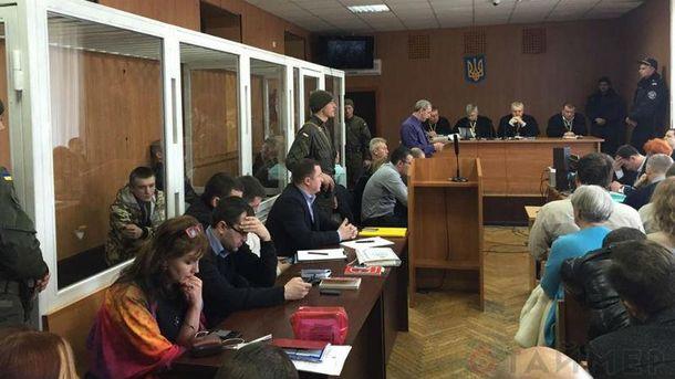 Суд в Одессе