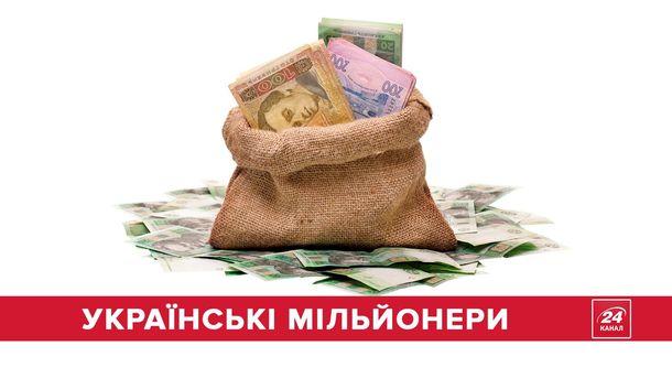 Українські мільйонери
