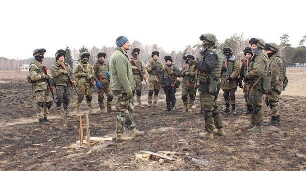 Бригады легкой пехоты Нацгвардии Украины