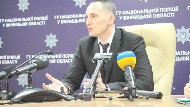 СБУ: экс-руководитель винницкой милиции пытался выехать вРФ