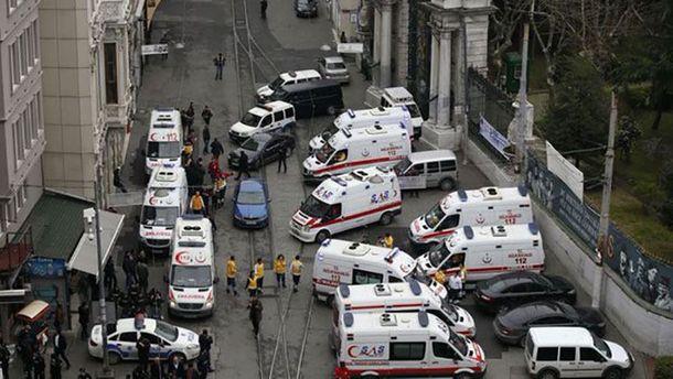 Теракт у Стамбулі