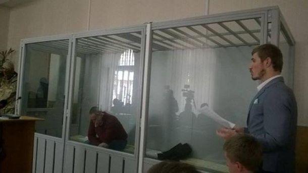 Суд над Антоном Шевцовым