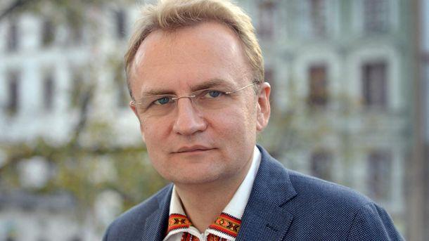 Садовый отреагировал наскандал сЛГБТ-акцией воЛьвове