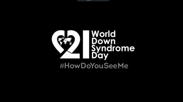 Міжнародний день людини з синдромом Дауна