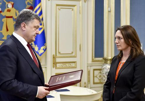 Петр Порошенко, Мирослава Гонгадзе
