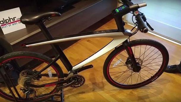 Смарт-велосипед