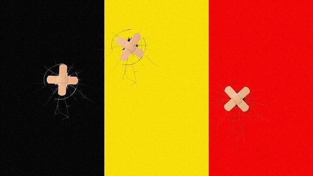 Теракт у Брюсселі. Ілюстрація