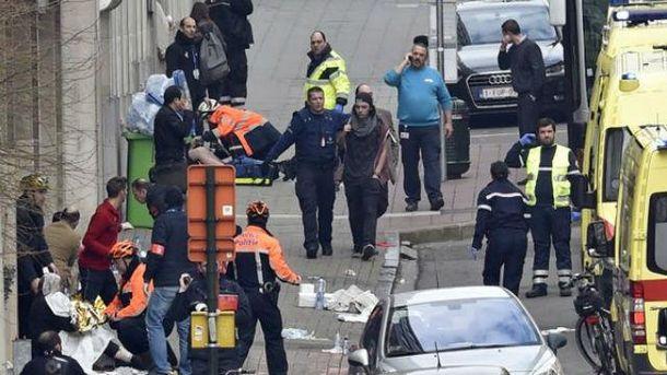 Теракт у Брюсселі