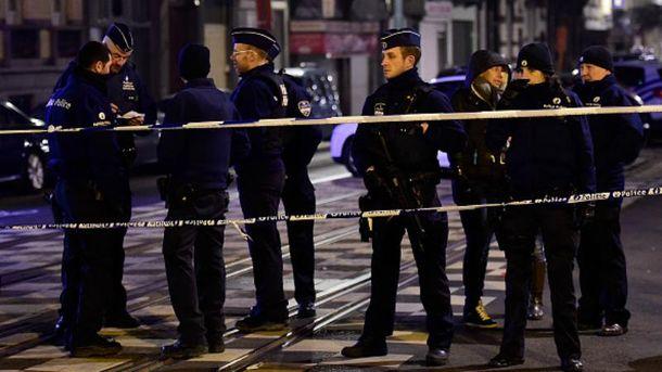 Полиция расследует теракты в Брюсселе