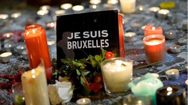 В Брюсселе поминают жертв теракта