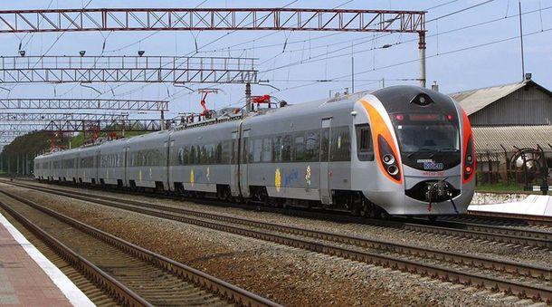 Потяг Інтерсіті