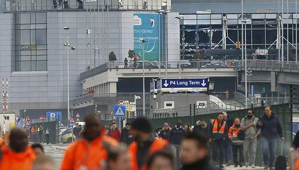 Аеропорт Брюсселя