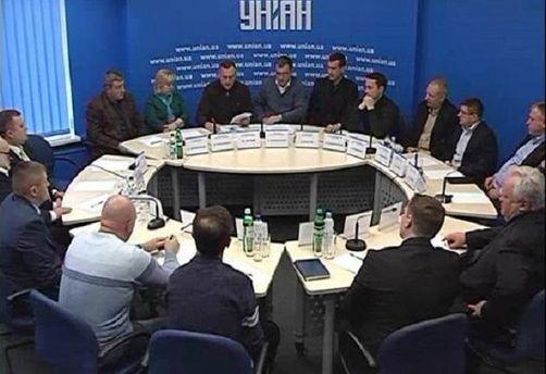 Круглий стіл представників спиртової галузі