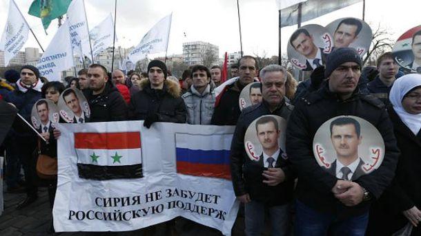 Росія визнала присутність спецназу в Сирії