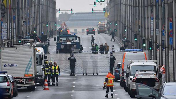 Брюссель після терактів