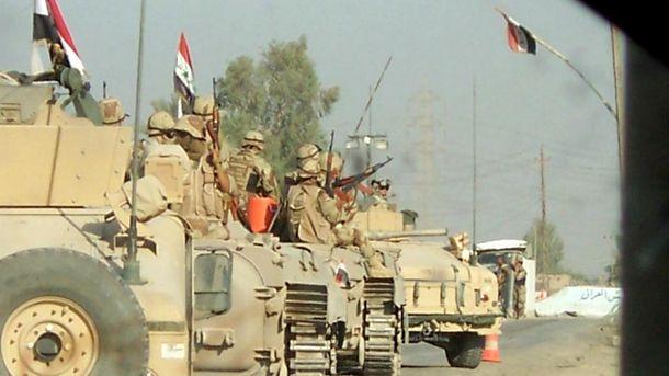 Колонна Збройних сил Іраку