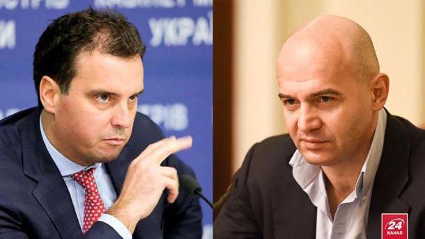 Айварас Абромавичус и Игорь Кононенко