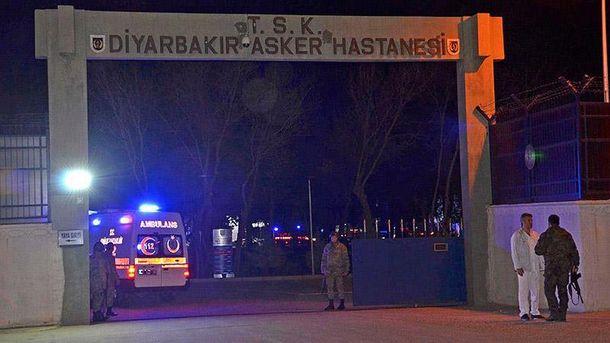 Теракт у Туреччині