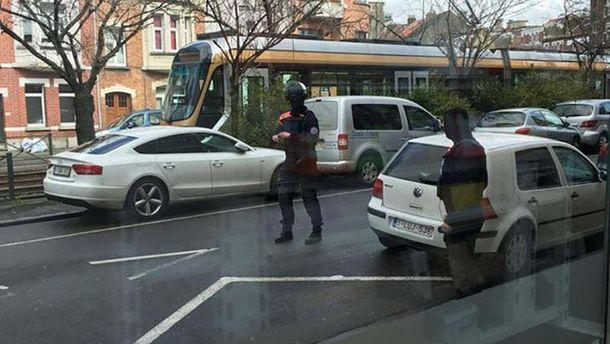 АТО в Брюсселе