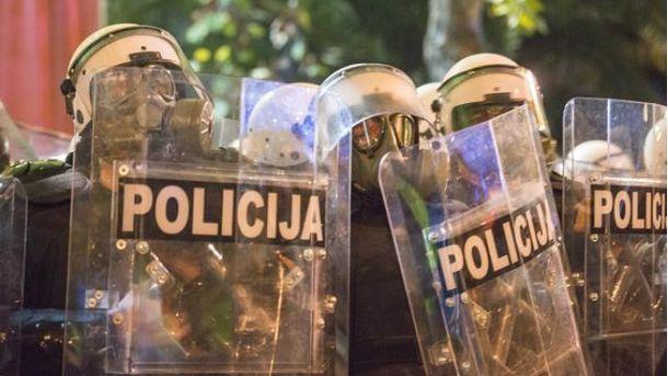 Полиция Черногории