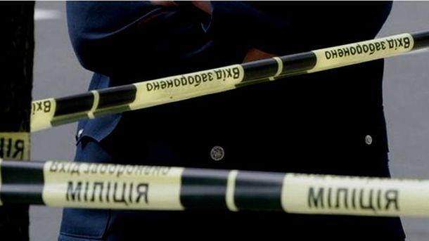 На місці злочину працювала поліція