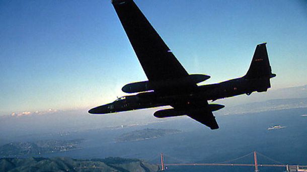 Самолет-шпион U-2