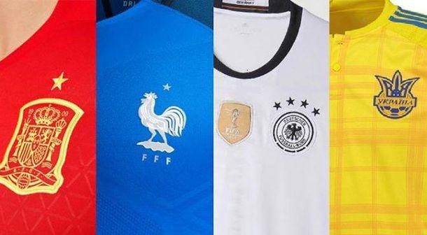 Одежда футболистов
