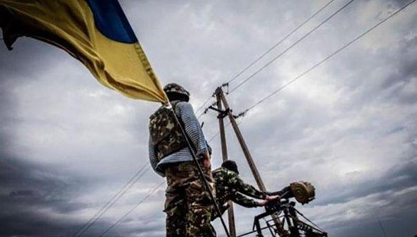 Силы АТО на Донбассе (иллюстрация)
