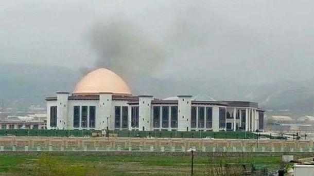 Здание парламента в Кабуле