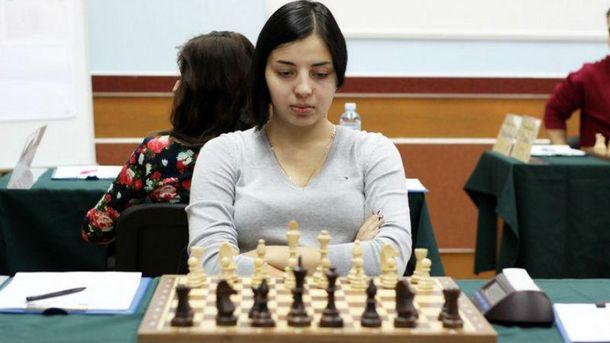 Анастасія Рахмангулова