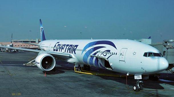 Літак EgyptAir