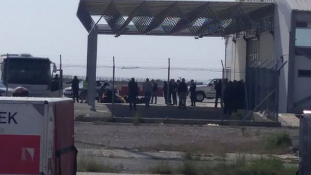 Заложники самолета Egypt Air