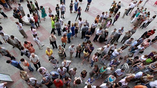 Населення Севастополя збільшується