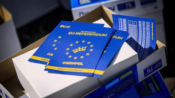 Листовки о референдуме