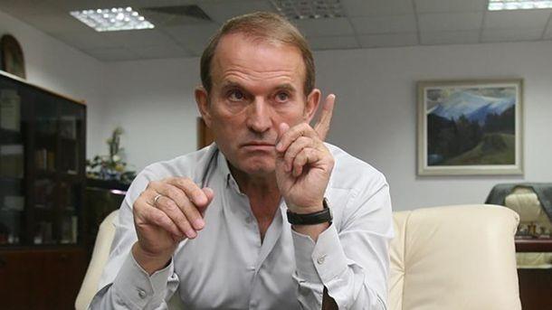 Медведчук отошел от переговоров относительно Донбасса, — журналист