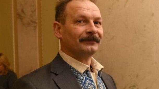 Олег Барна