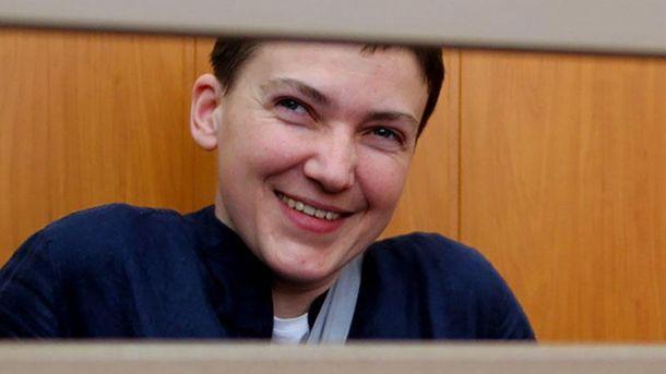 Русские тюремщики: Савченко выдали документы для экстрадиции