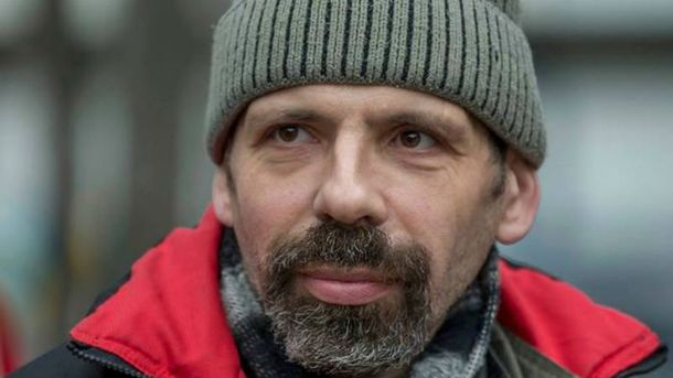 Российский оппозиционер и беженец Павел Шехтман
