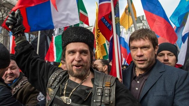 Олександр Залдостанов і Олег Царьов