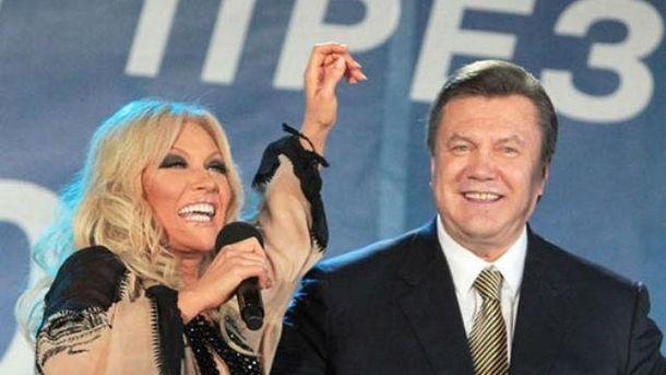 Повалий и Янукович