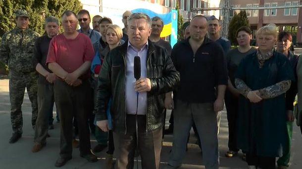 Обращение работников Коростенского завода