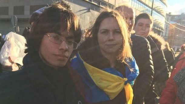 Недопьокін з Савченко