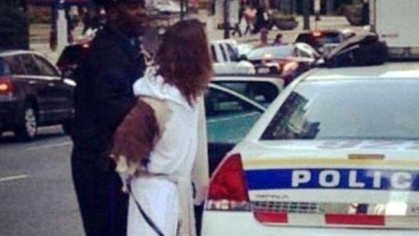 Арестовали