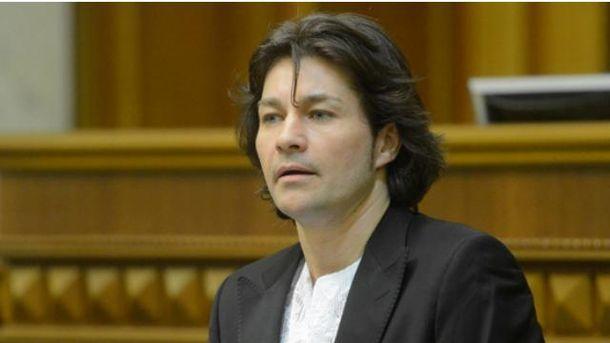 Министр культуры Евгений Нищук.