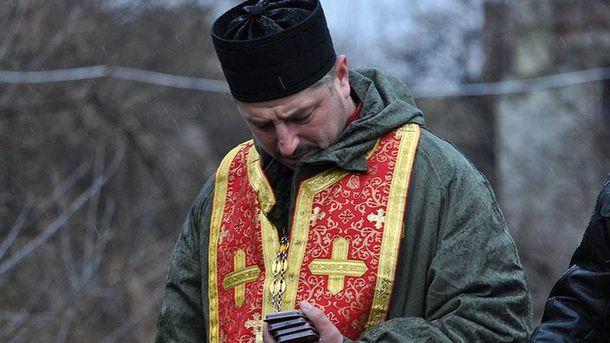Отец Дмитрий Поворотный.
