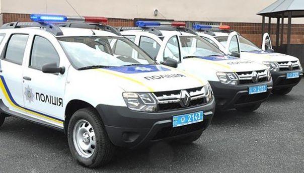 Позашляховики для поліції