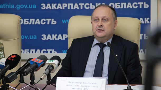 Володимир Колесников